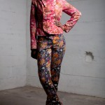 Liberty Print Wool Jacket and Trousers AW12